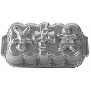 Nordic Ware Gingerbread Couple Loaf Pan